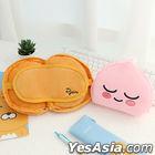 Kakao Friends Cushion Sleeping Eye Mask (Apeach)