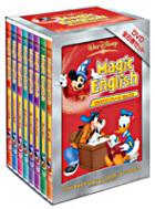MAGIC ENGLISH DVD COMPLETE BOX (Japan Version)