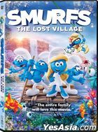 Smurfs: The Lost Village (2017) (DVD) (US Version)