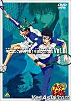 OVA The Prince of Tennis - Zenkoku Taikai Hen Vol.6 (Japan Version)