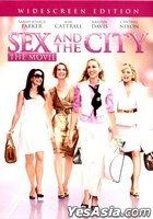 Sex And The City (2008) (DVD) (Hong Kong Version)