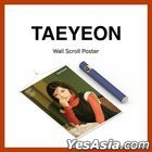 Tae Yeon - Wall Scroll Poster