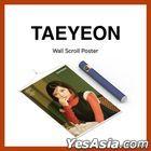 Tae Yeon - Wall Scroll Poster