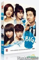 Big (DVD) (Ep. 1-16) (End) (Multi-audio) (English Subtitled)  (KBS TV Drama) (Singapore Version)