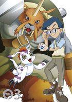 Digimon Adventure (Blu-ray) (Box 3) (Japan Version)