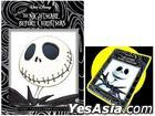 The Nightmare Before Christmas (1993) (DVD+Note Book) (2-Disc Collector's Edition) (Hong Kong Version)