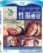 The Sessions (2012) (Blu-ray) (Taiwan Version)