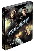 G.I. Joe 2: Retaliation (Blu-ray + DVD) (Long Version) (Steelbook Edition) (First Press Limited Edition) (Japan Version)