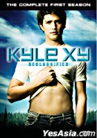 Kyle XY (DVD) (The Complete First Season) (End) (Hong Kong Version)