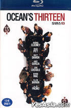 Ocean's Thirteen (Blu-ray) (Korea Version)