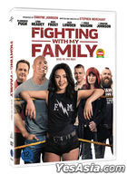 Fighting with My Family (DVD) (Korea Version)