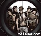 Super Junior Vol. 5 - Mr. Simple (Type B) (Taiwan Version)