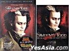 Sweeney Todd: The Demon Barber Of Fleet Street (DVD) (2-Disc Special Edition) (Hong Kong Version)