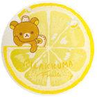 San-X 松弛熊 压克力杯垫 (柠檬图案)