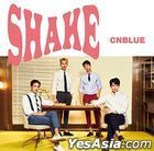 SHAKE [TYPE B] (SINGLE+DVD) (First Press Limited Edition) (Taiwan Version)