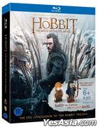 The Hobbit: The Battle of the Five Armies (Blu-ray) (2-Disc) (Lego Pack Limited Edition) (Korea Version)