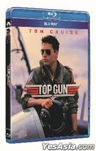 Top Gun (1986) (Blu-ray) (Remastered Edition) (Hong Kong Version)