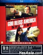 God Bless America (2011) (Blu-ray) (Hong Kong Version)