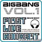 Big Bang 2006 1st Concert Live Album - The Real