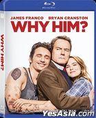 Why Him? (2016) (Blu-ray) (Hong Kong Version)