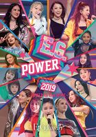 E.G.POWER 2019 -POWER to the DOME- [BLU-RAY+PHOTOBOOK]  (First Press Limited Edition)(Japan Version)