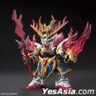 SD Gundam Sangoku Soketsuden : Zhang Fei God Gundam