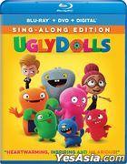 UglyDolls (2019) (Blu-ray + DVD + Digital) (US Version)