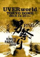 UVERworld KING'S PARADE Otokomatsuri FINAL at Tokyo Dome 2019.12.20  (Normal Edition) (Japan Version)