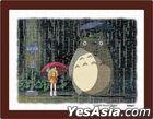 My Neighbor Totoro : Rainy Bus Stop (Jigsaw Puzzle 150 Pieces) (MA-13)