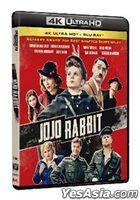 Jojo Rabbit (2019) (4K Ultra HD + Blu-ray) (Hong Kong Version)