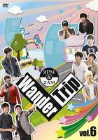 2PM & 2AM Wander Trip Vol.6 (DVD)(Japan Version)