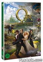 Oz: The Great and Powerful (2013) (DVD) (Korea Version)