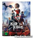 The Kid Who Would Be King (Blu-ray) (Slip Case First Press Limited Edition) (Korea Version)