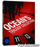Ocean's Trilogy (Blu-ray) (3-Disc) (O-Ring Limited Edition) (Korea Version)