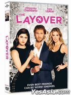 The Layover (2017) (DVD) (Hong Kong Version)