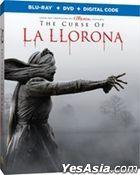 The Curse of La Llorona (2019) (Blu-ray + DVD + Digital) (US Version)