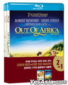 Pride & Prejudice + Out Of Africa (Blu-ray) (2-Disc) (Double Pack Limited Edition) (Korea Version)