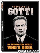 Gotti (2018) (DVD) (US Version)