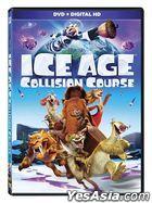 Ice Age: Collision Course (2016) (DVD + Digital HD) (US Version)