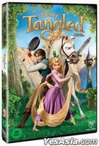 Tangled (DVD) (Korea Version)