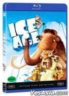 Ice Age (Blu-ray) (Limited Edition) (Korea Version)