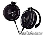 Pioneer SE-EX9 (Black) Back Open Type Mechanism Headphones