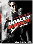 Deadly Impact (DVD) (Hong Kong Version)