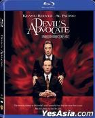 Devil's Advocate (1997) (Blu-ray) (Unrated Director's Cut) (Hong Kong Version)