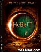The Hobbit: The Motion Picture Trilogy (DVD) (3-Disc) (Hong Kong Version)