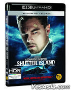 Shutter Island (4K Ultra HD + Blu-ray) (2-Disc) (Limited Edition) (Korea Version)