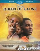 Queen of Katwe (2016) (Blu-ray + Digital HD) (US Version)