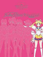 Sailor Moon Eternal: The Movie Official Visual Book