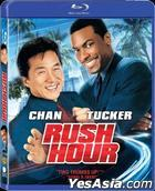 Rush Hour (Blu-ray) (Hong Kong Version)