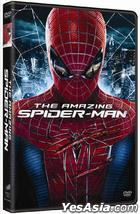The Amazing Spider-Man (2012) (DVD) (Hong Kong Version)